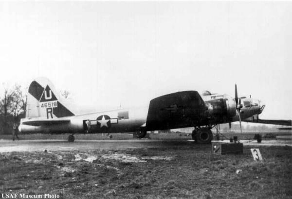 B-17 #44-6518