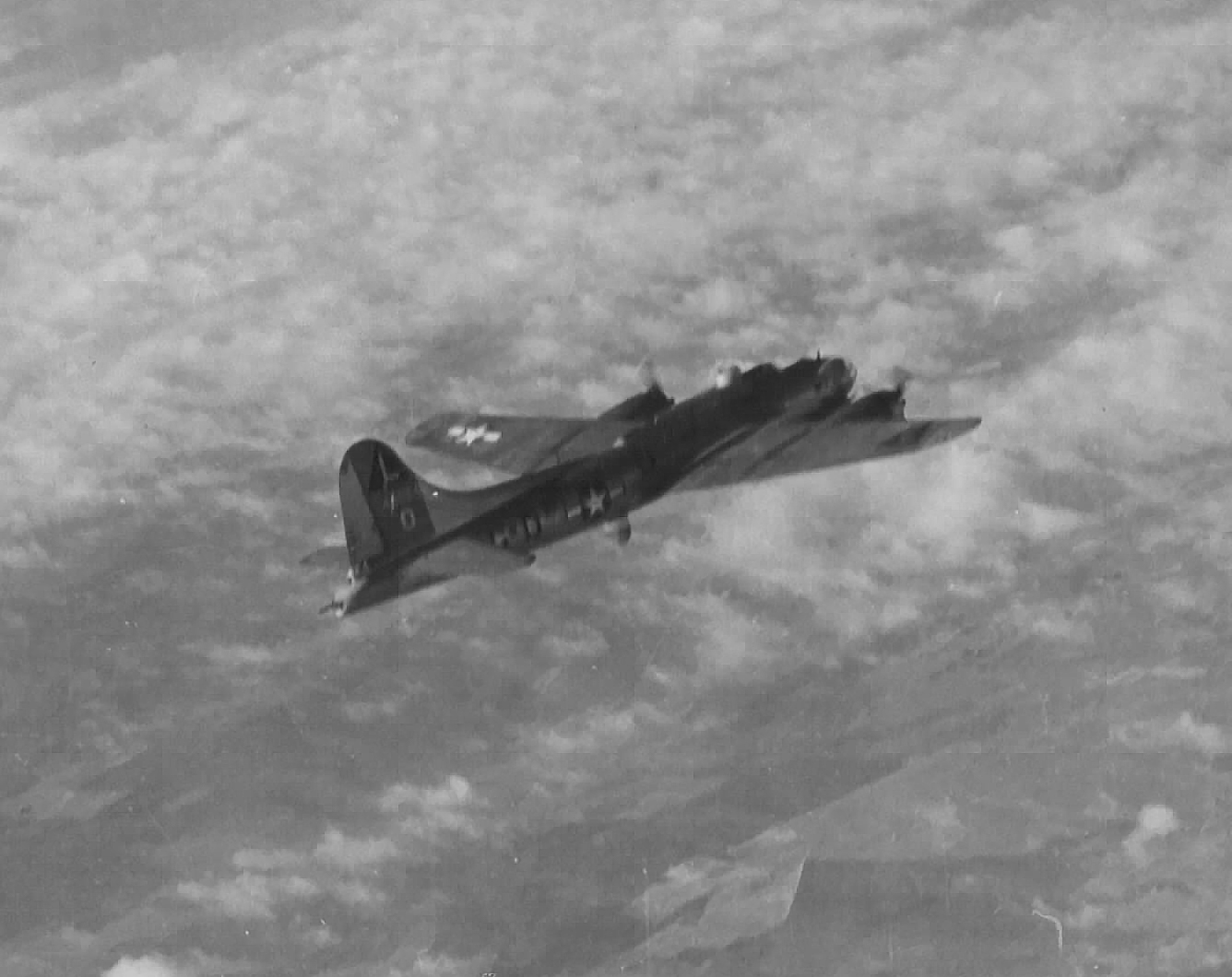 B-17 #44-8024