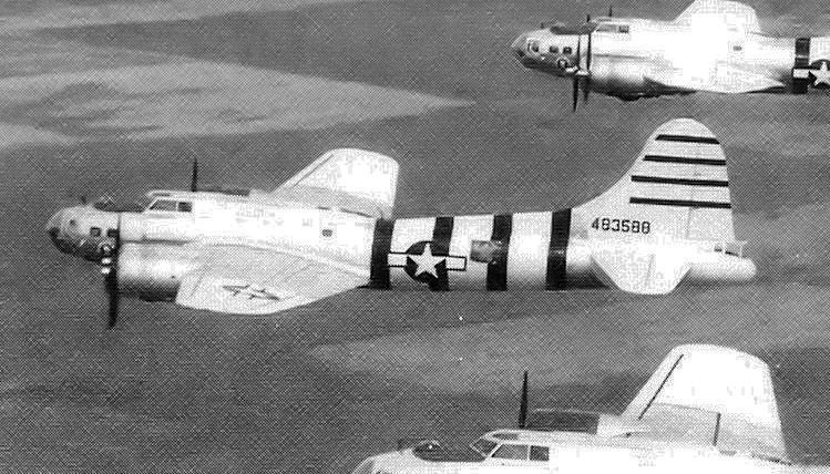 B-17 #44-83588
