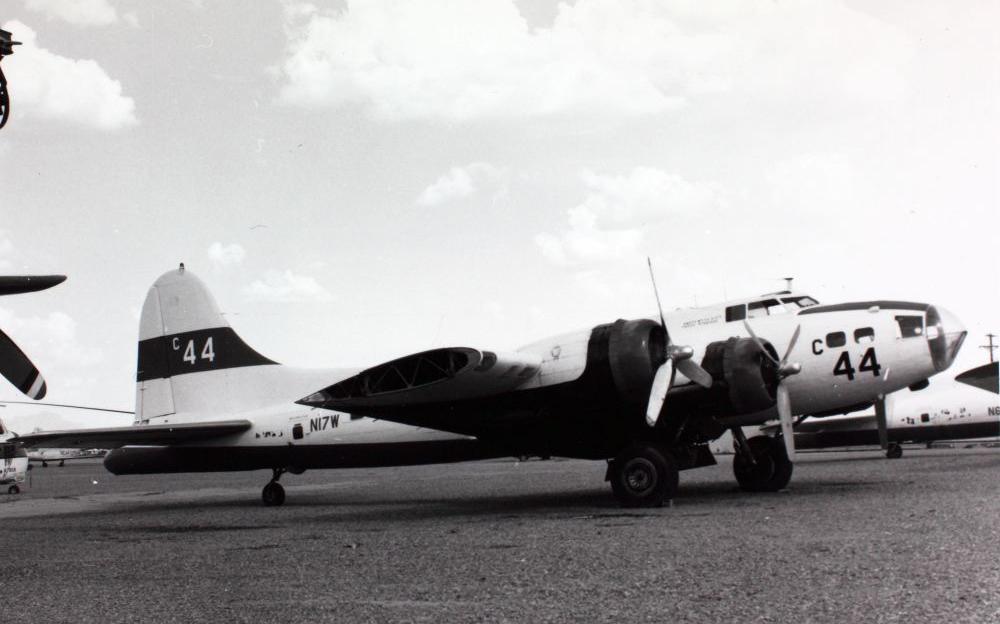 B-17 #44-85806