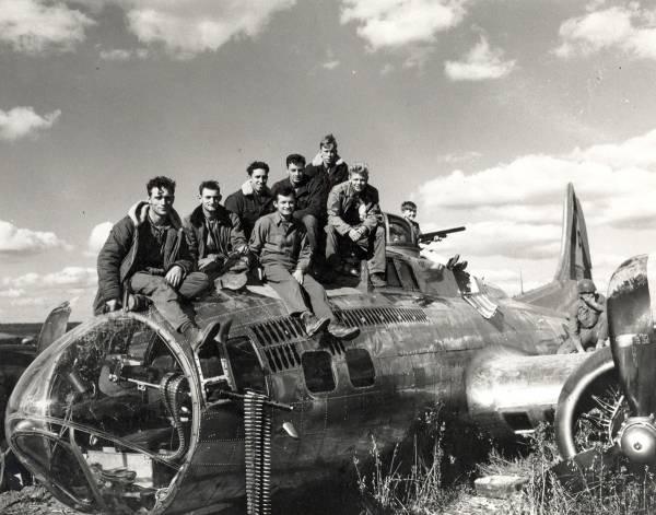 B-17 #42-102601 / Bolo Babe