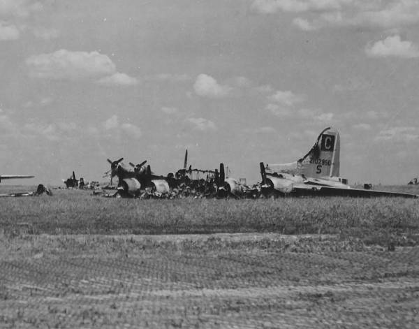 B-17 #42-102950