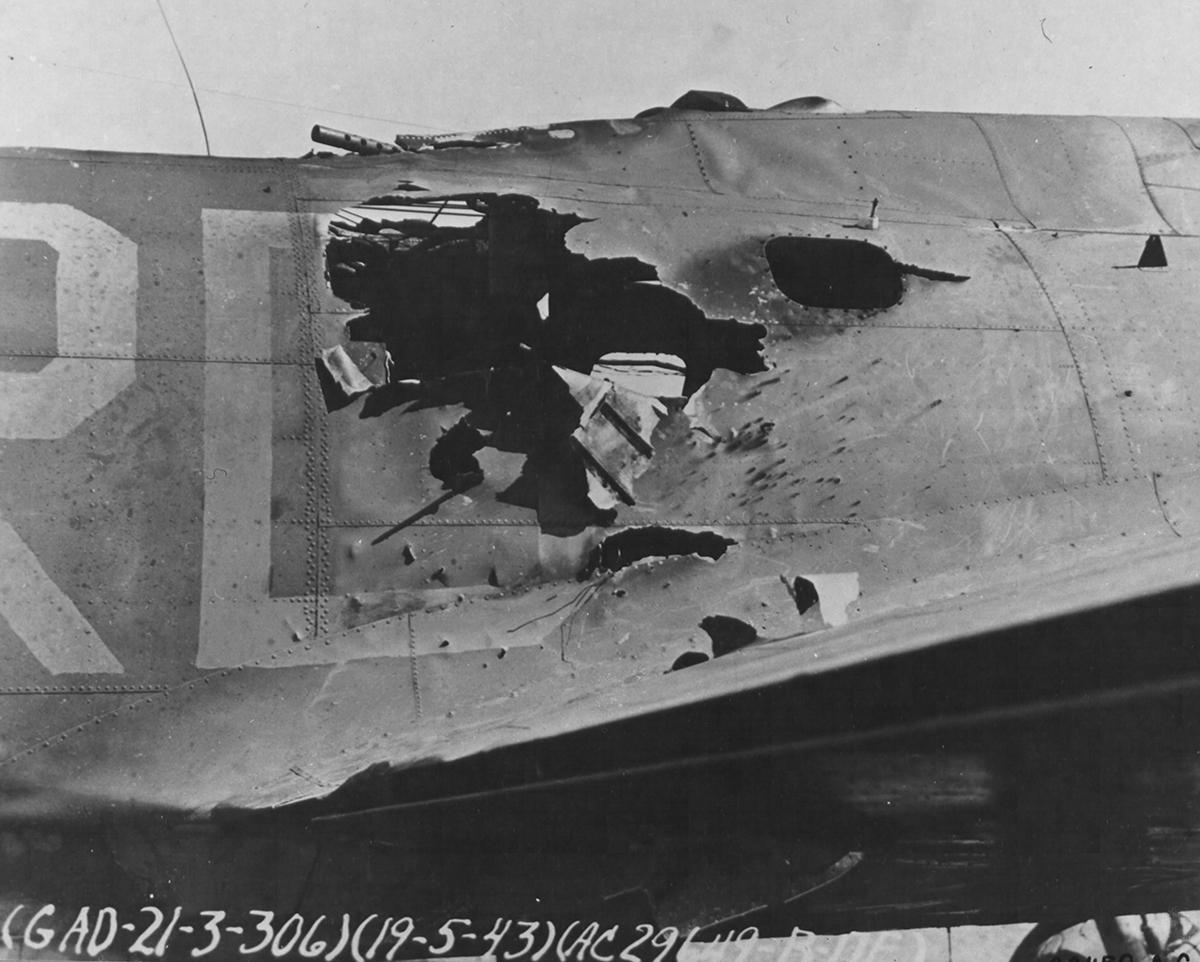 B-17 #42-29649