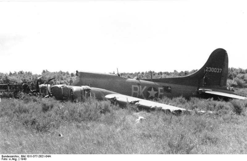 B-17 #42-30037