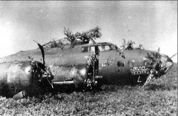 B-17 #42-30048 / Flak Dancer