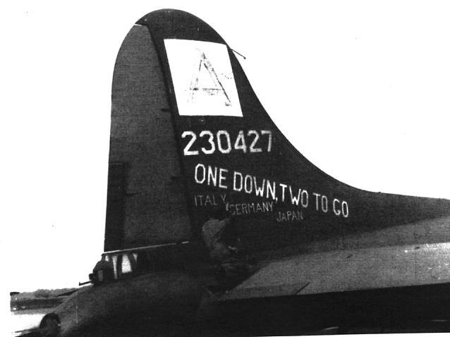 B-17 #42-30427 / Lil' Operator