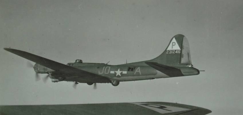 Boeing B-17 #42-31246
