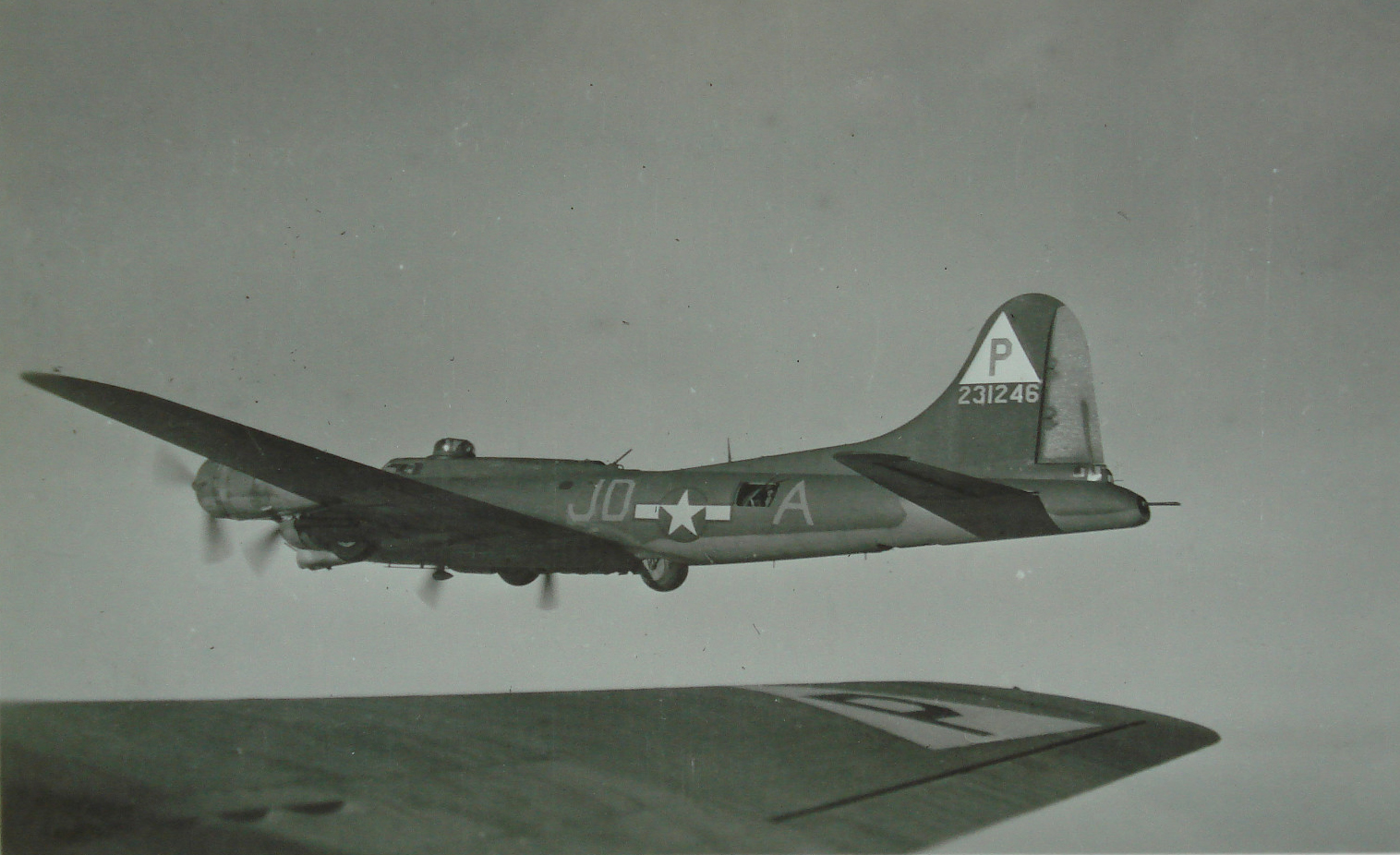 B-17 #42-31246