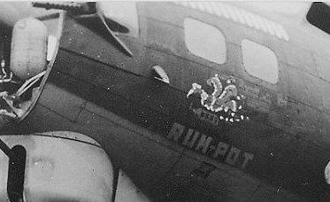 B-17 #42-31433 / Rum Pot II