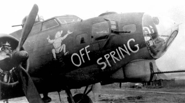 B-17 #42-31917 / Off Spring
