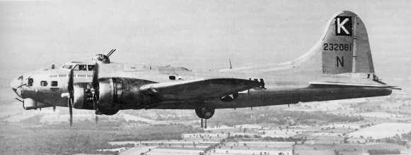 B-17 #42-32081 / Yellow Cab