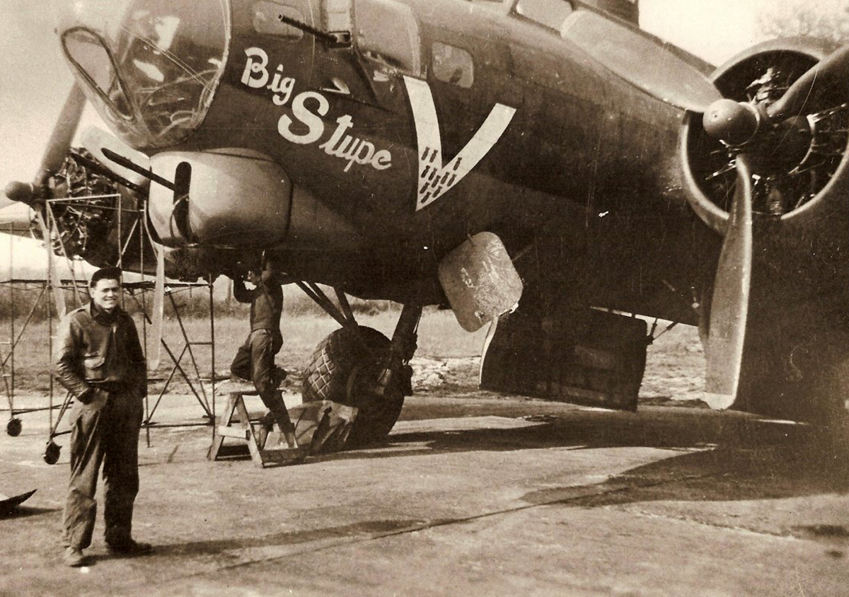 B-17 #42-37816 / Big Stupe V