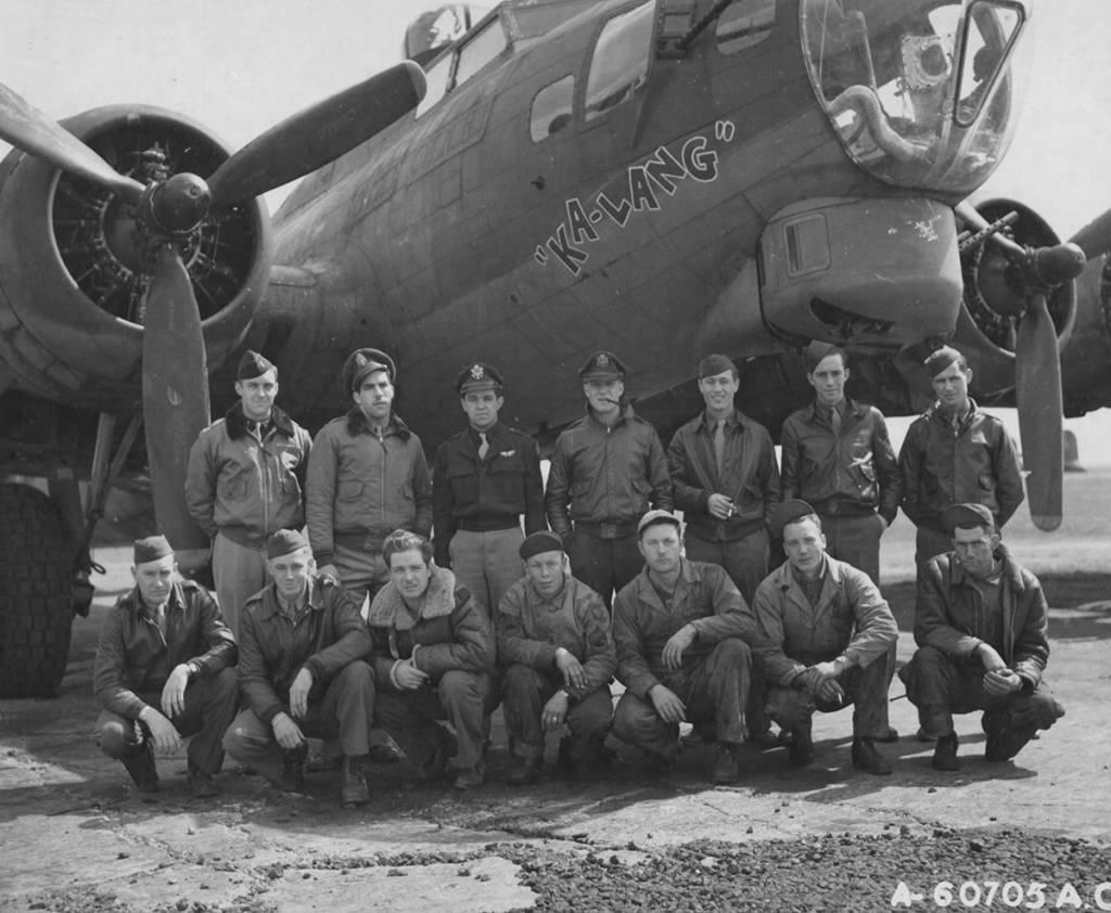B-17 #42-37978 / Ka-Lang