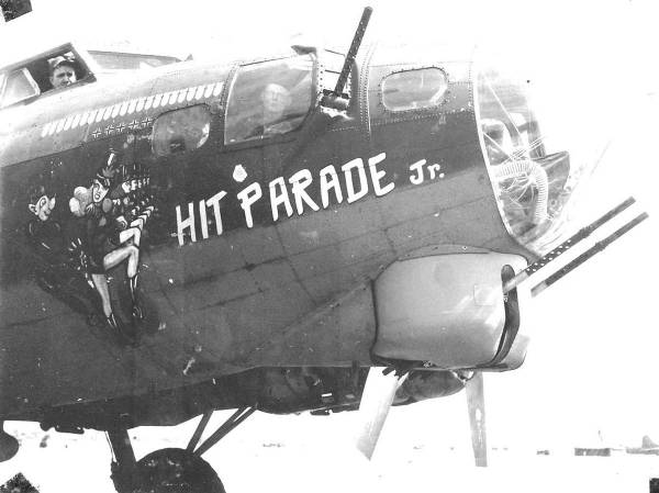 B-17 #42-38031 / Joker aka Hit Parade, Jr.