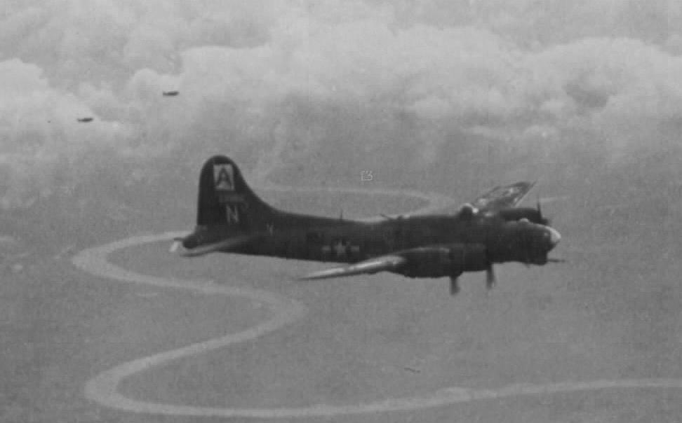 B-17 #42-39812 / Casey Jones