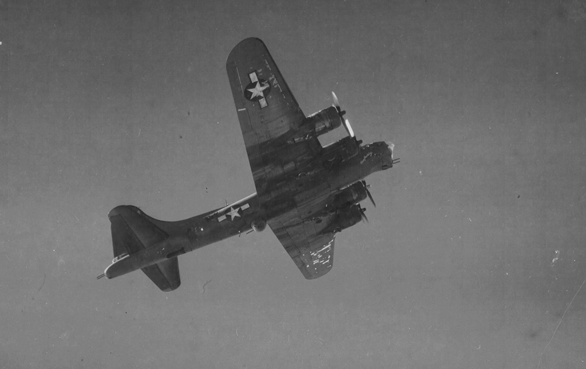 B-17 #42-39972 / Our Buddy