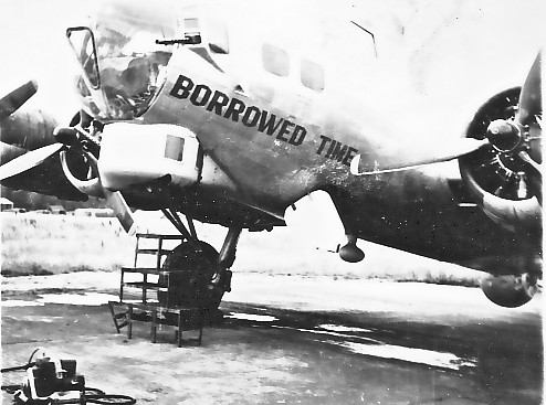 B-17 #42-97114 / Borrowed Time