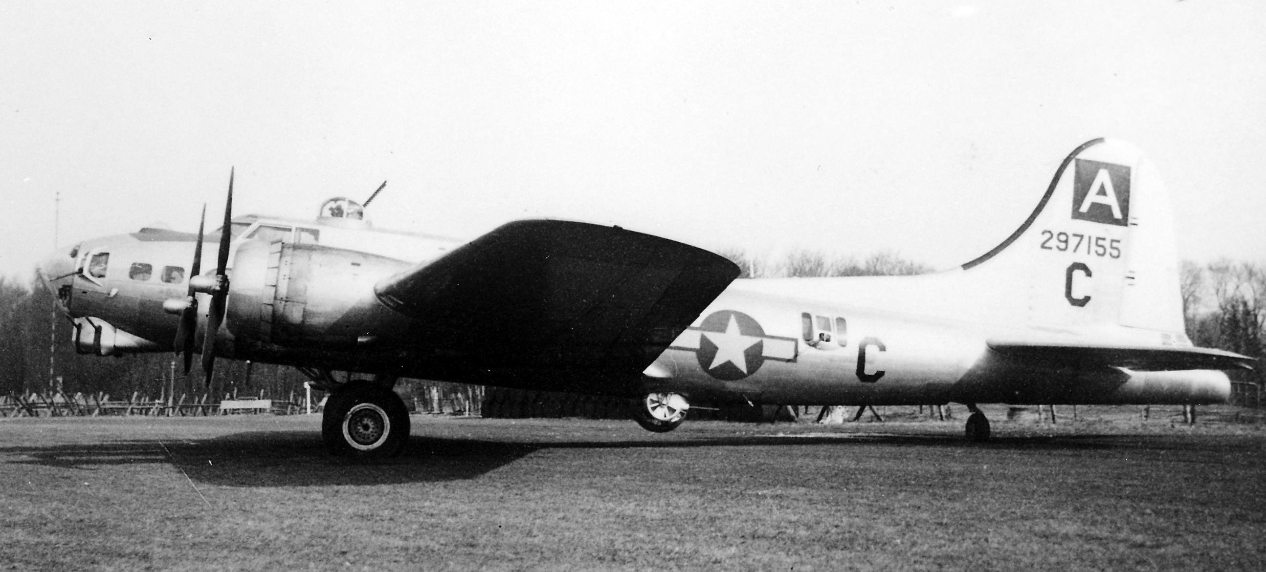 B-17 #42-97155
