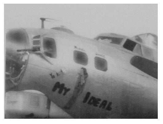 B-17 #42-97156 / Yo Is My Ideal