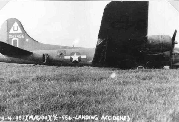 B-17 #42-97456 / Mighty Little John
