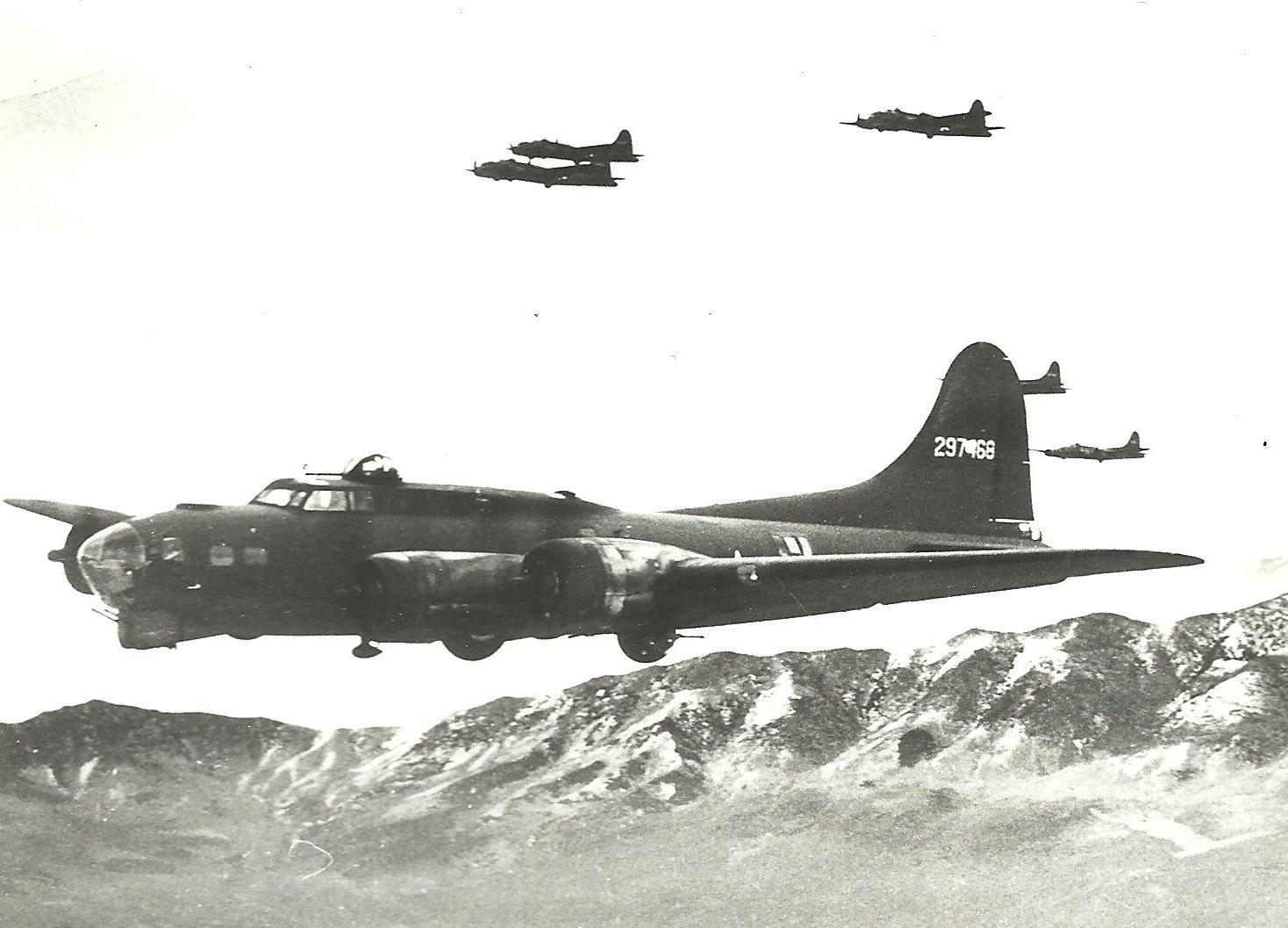 B-17 #42-97468 / Tujunga III