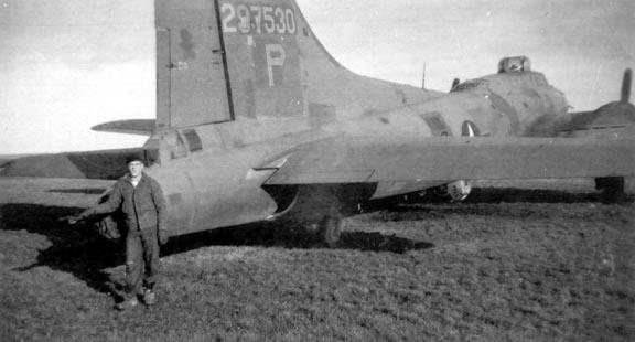 B-17 #42-97530 / Quittin' Time