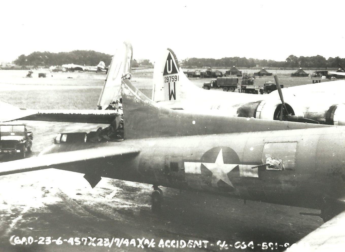 B-17 #42-97591