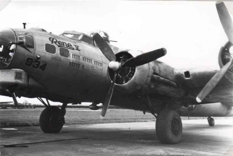 B-17 #42-97934 / Rene V