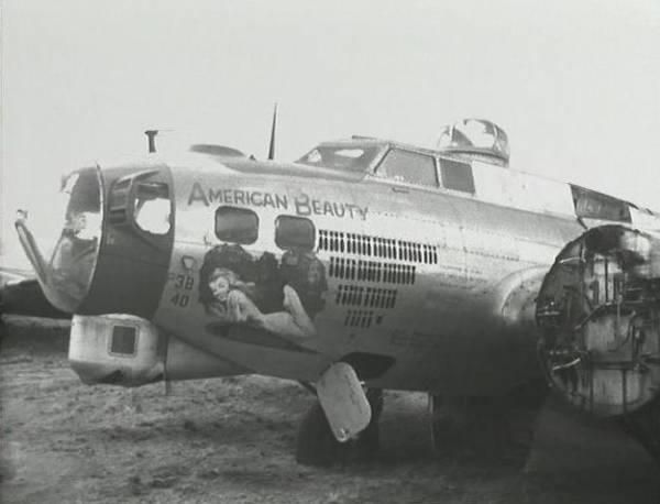 B-17 #42-98008 / American Beauty
