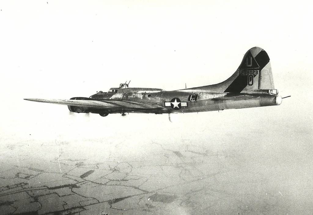 B-17 #42-98028