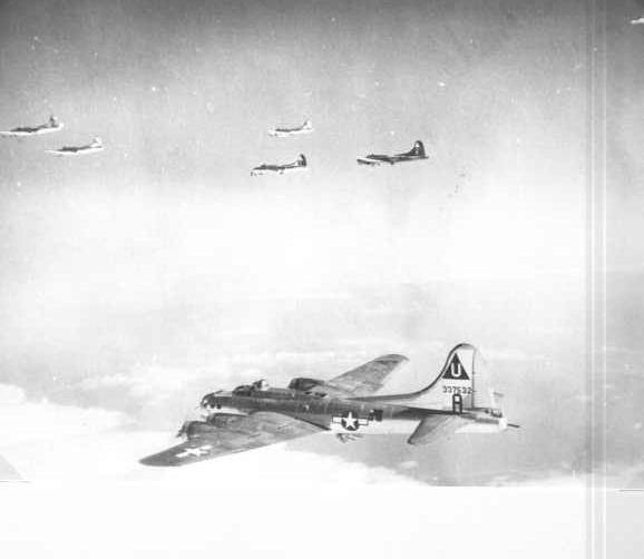 B-17 #43-37532 / Patches N' Prayers