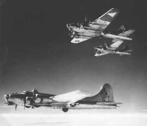 B-17 #43-37556