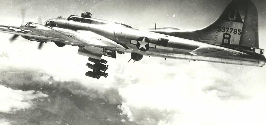 Boeing B-17 #43-37785 / Tarfu