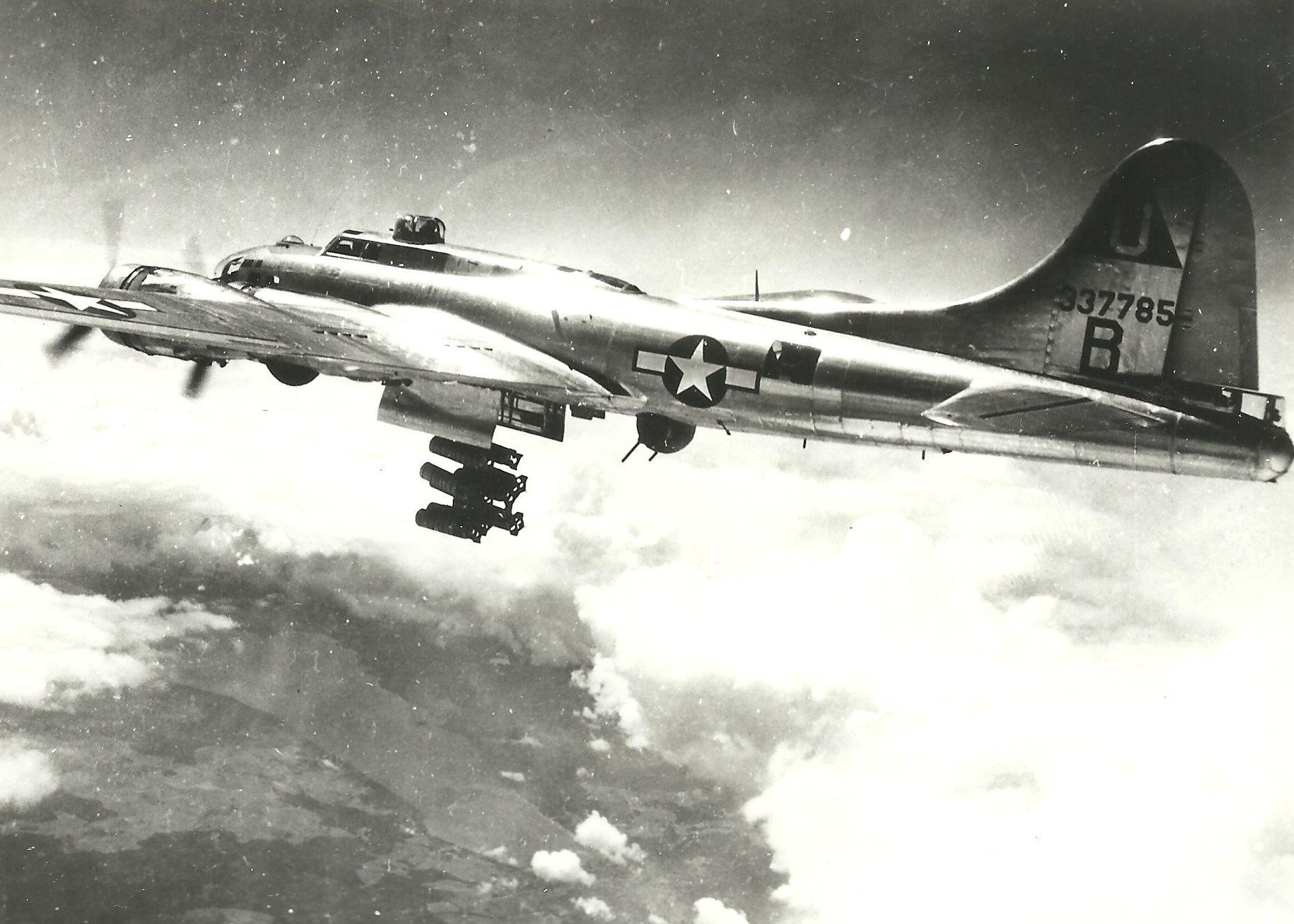 B-17 43-37785