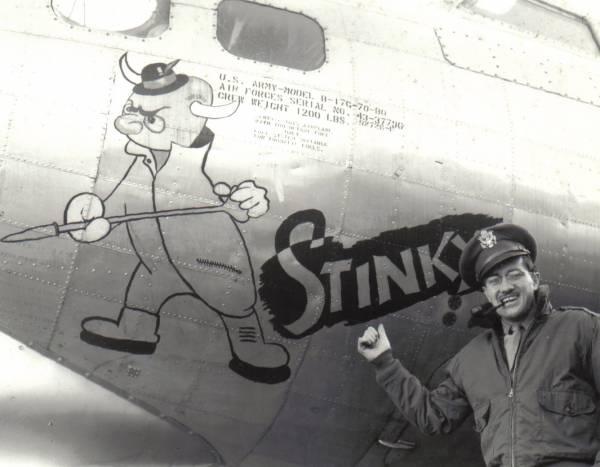 B-17 #43-37796 / Stinky