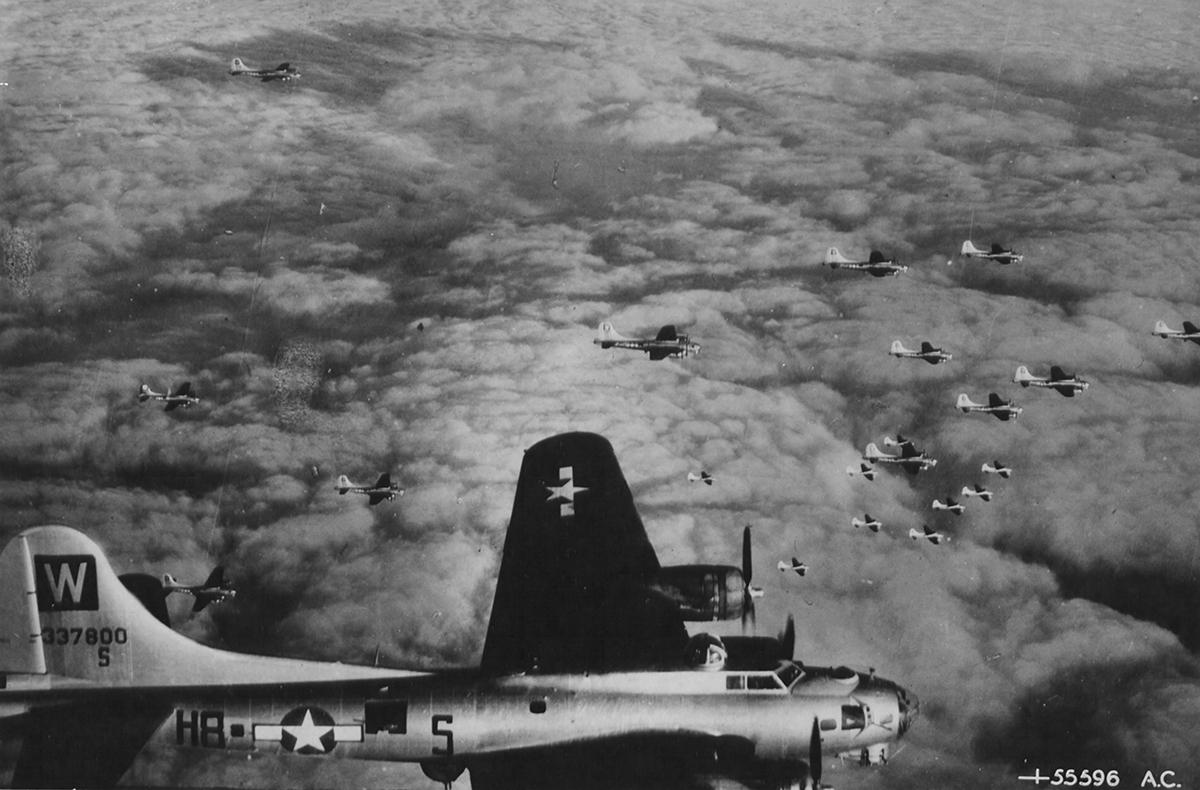 B-17 #43-37800