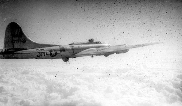 B-17 #43-37820