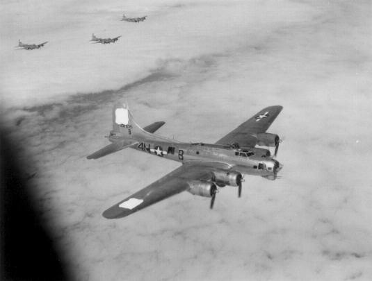 B-17 #43-37835