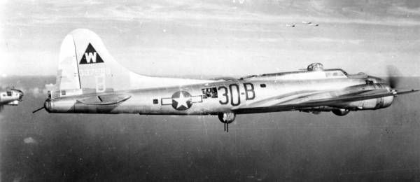 B-17 #43-37889