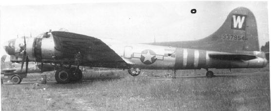 B-17 #43-37954 / Goin' Jessie