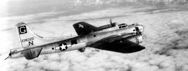 B-17 #43-38320