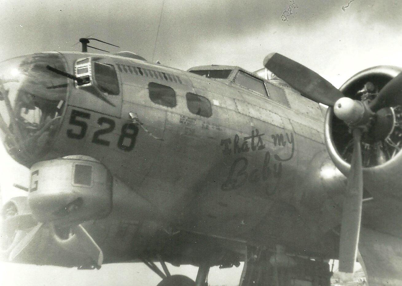 B-17 #43-38528 / That's My Baby
