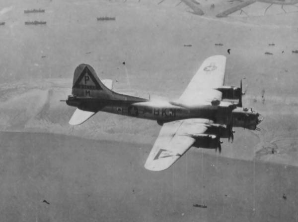B-17 #43-38548