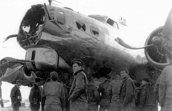 B-17 #43-38566