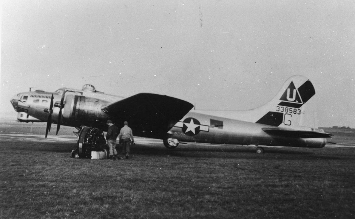 B-17 #43-38583