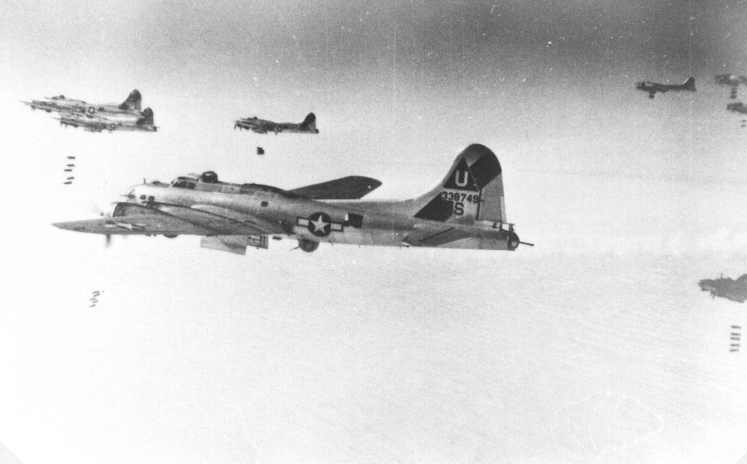 B-17 #43-38749