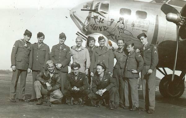 B-17 #43-38750 / Tu Yung Tu
