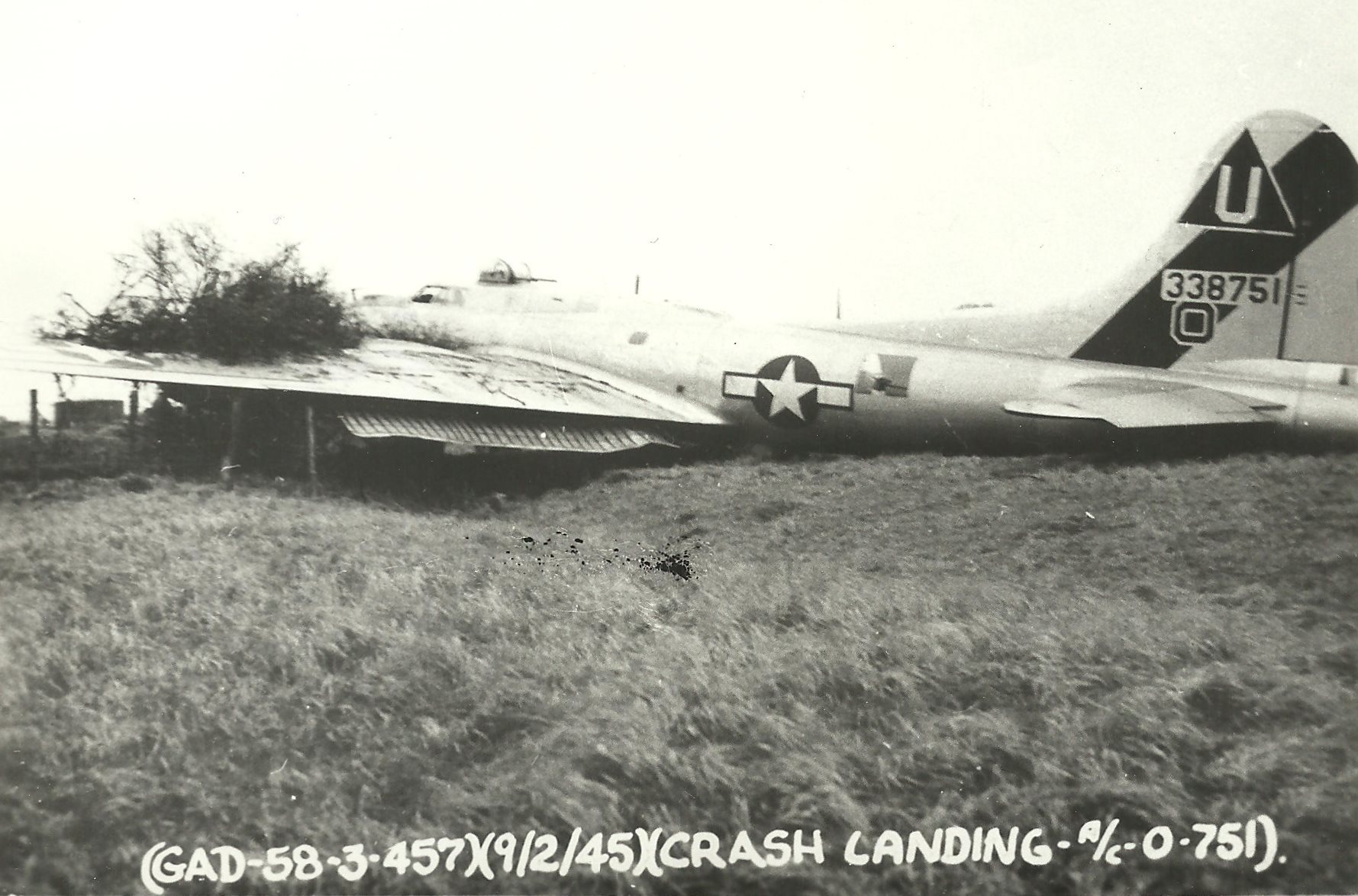 B-17 #43-38751