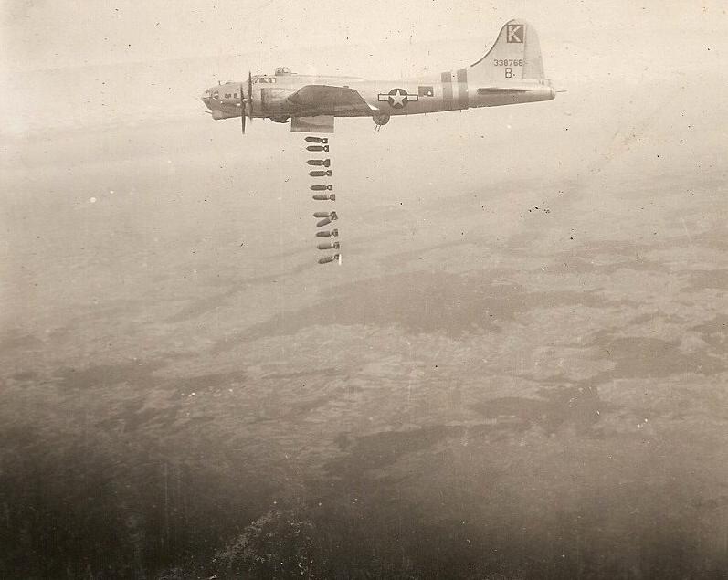 B-17 #43-38768