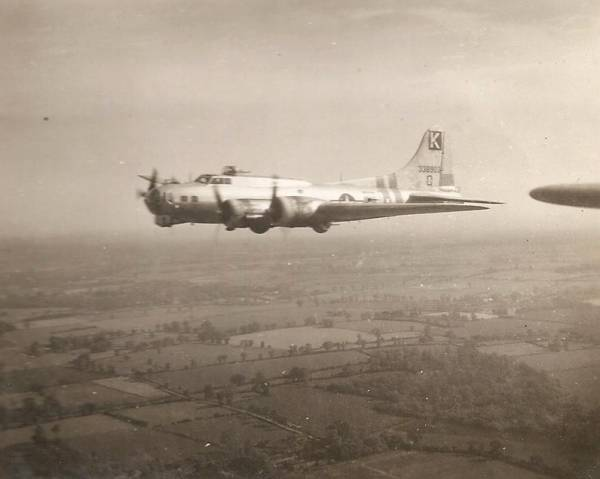 B-17 #43-38903